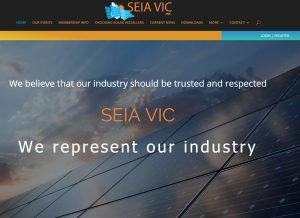 seia vic login