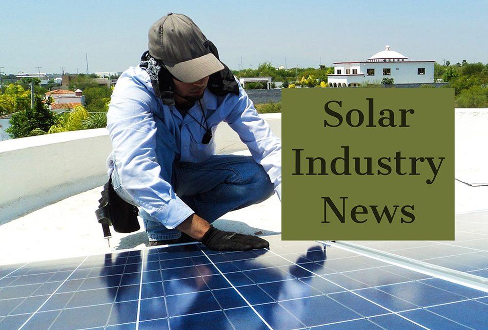 Solar Installers Newsletter November 2018